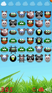 Animals buzzle - screenshot