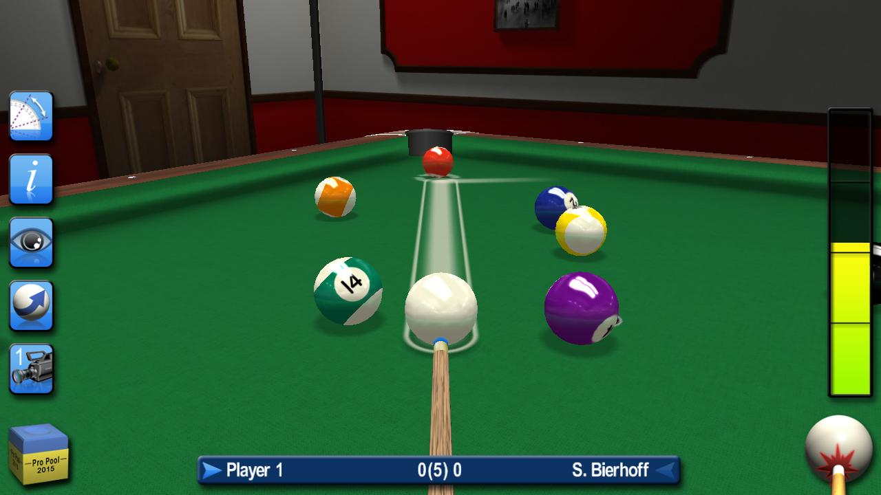 Pro Pool 2015 Screenshot 16