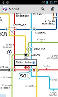 Madrid Underground - screenshot