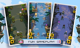 Screenshot of Super Gravity Force