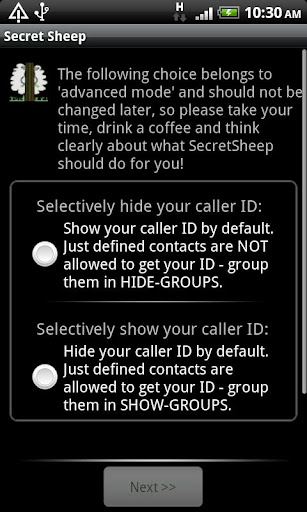 SecretSheep Lite - hide ID
