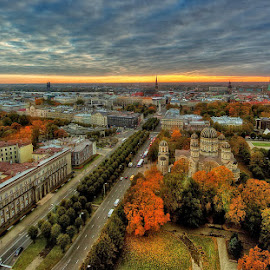 by Marina Đanić - City,  Street & Park  Neighborhoods