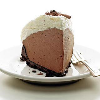 Chocolate Cream Pie Light Recipes