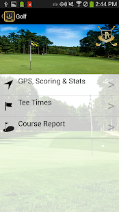 Pembroke Country Club - screenshot