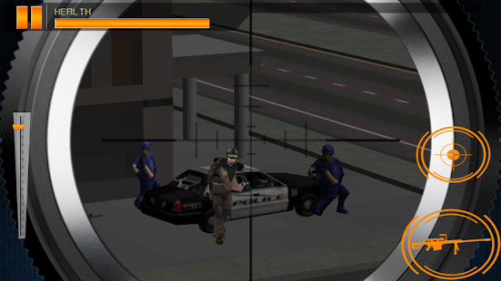 Sniper Target Criminals - screenshot