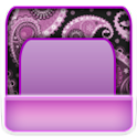 THEME - Purple Paisley icon