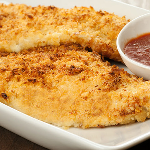 Chip-Crusted Oven-Fried Catfish
