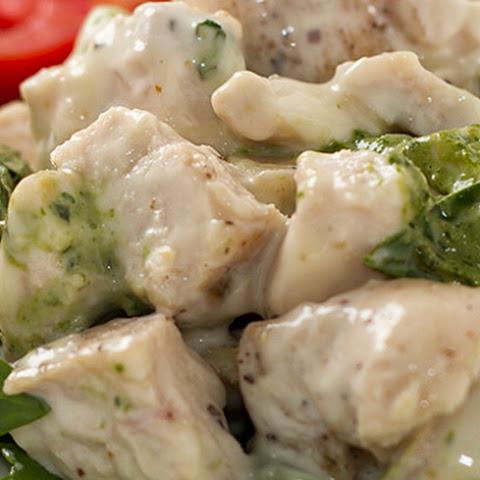 Basil Parmesan Chicken Salad Recipes | Yummly