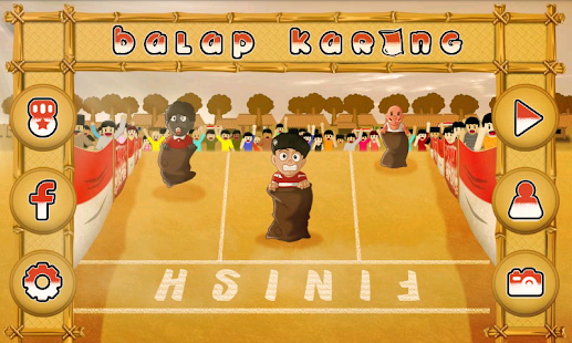 Balap Karung- screenshot thumbnail