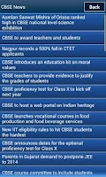 Screenshot of CBSE Exam Prep - 12th Grade