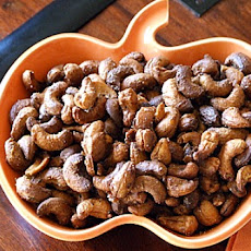 Rosemary- Maple Cashews