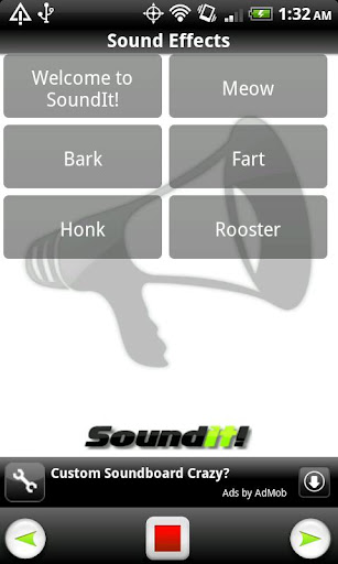 SoundIt Custom Soundboard Lite