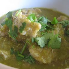Karen Ray's Champion Chili Verde