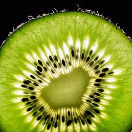 Kiwi Fruit by Jim Gonyea - Food & Drink Fruits & Vegetables ( fruit )