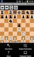Screenshot of Chess All Engines