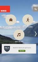 Screenshot of visitnorway.com