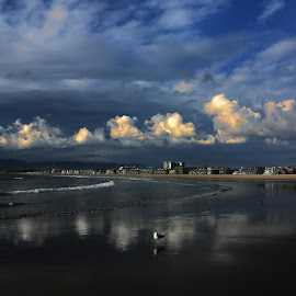 by Alain Labbe Alain - Landscapes Beaches