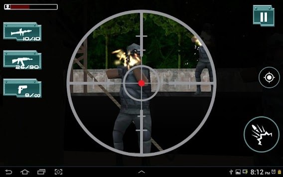 COMMANDO COUNTER STRIKE:ATTACK APK screenshot thumbnail 16