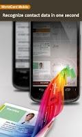 Screenshot of WorldCard Mobile Lite