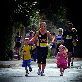 Almost there Mammy by Kevin Ward - Sports & Fitness Running