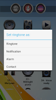 Screenshot of Latest Ringtones