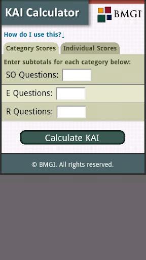 KAI Calculator