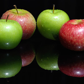 reflection by Adjie Tjokrosoedarmo - Food & Drink Fruits & Vegetables ( , red, green )