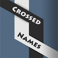 Screenshot of Crossed Names