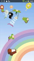 Screenshot of Katamari Bouncy Live Wallpaper