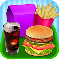 Kids Burger Meal - Fast Food! 1.2 icon