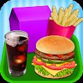Burger Meal Maker - Fast Food! APK for Bluestacks