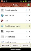Screenshot of Pocket PRO Key