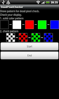 Screenshot of Dead Pixel Checker