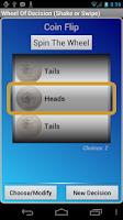 Screenshot of Wheel Of Decision Pro