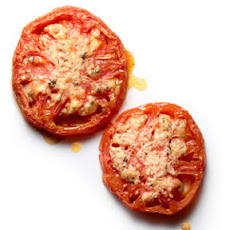 Herb-Parmesan Roasted Tomatoes