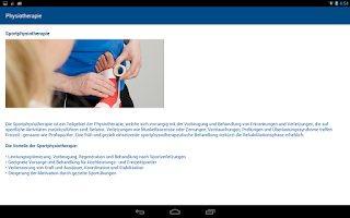 Screenshot of Orthomed