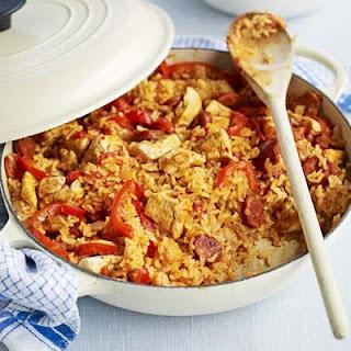Chorizo Jambalaya Recipes