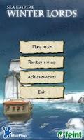 Screenshot of Sea Empire: Winter Lords