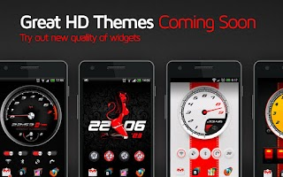 Screenshot of Race Sport HD Widgets + WP