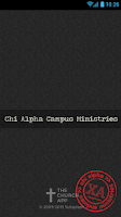 Screenshot of Chi Alpha
