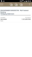 Screenshot of MLP Financepilot