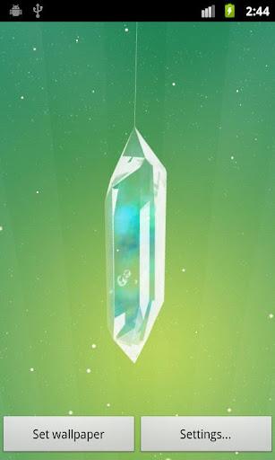 幸运水晶动态桌布 Lucky Crystal