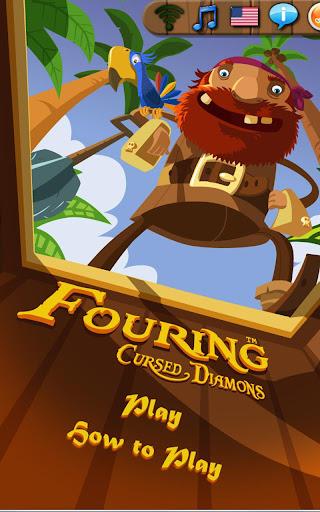 Fouring Cursed Diamonds