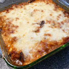 The Vegetarian Lasagna That Fooled My Father