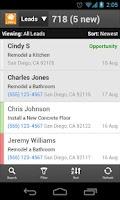 Screenshot of HomeAdvisor Pro