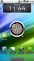 Screenshot of Hayo Widget Compass (Alpha)