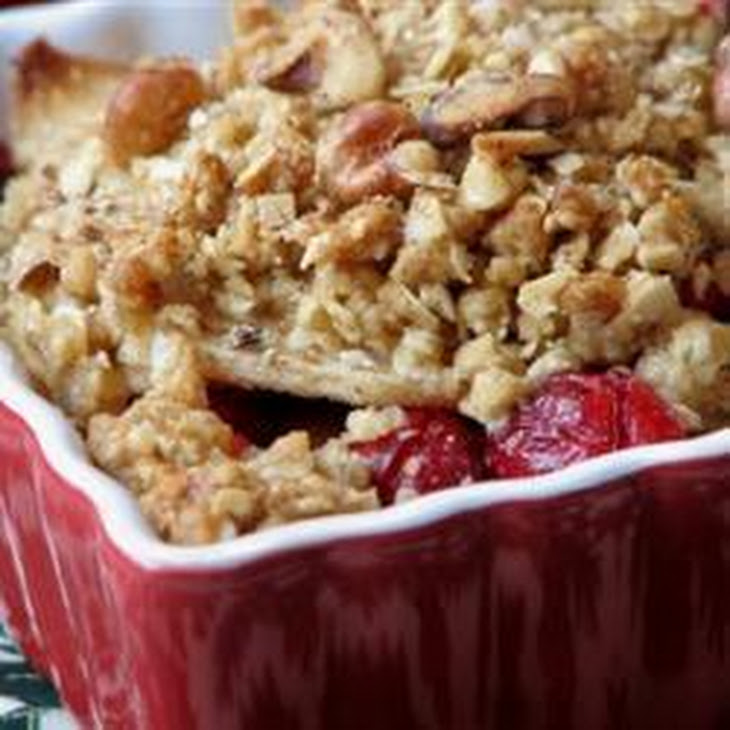 Cranberry-Apple Crumble Recipe | Yummly