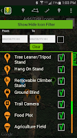 Screenshot of HuntStand Lite