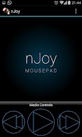 Screenshot of nJoy - Joystick up your device