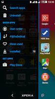 Screenshot of Theme eXPERIAnce KitKat
